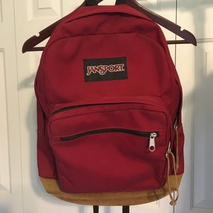 Jansport Right Pack Backpack Classic Red
